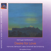 Ralf Barttenbach Eugen: CD Desire for Love