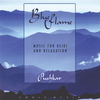 Pushkar - CD - Blue Flame