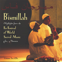 Radio Synph Orch. Bosnia Herzeg. - CD - Bismillah - Highlights from the Fes Festival