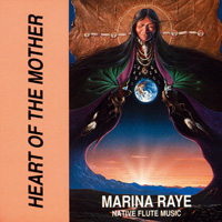 Marina Raye  CD Heart of the Mother