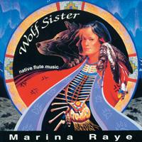 Marina Raye  CD Wolf Sister