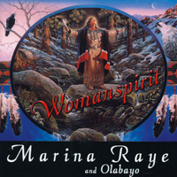Marina Raye & Olabayo: CD Woman Spirit