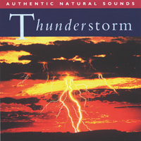 Relax with Nature Series: CD Thunderstorm