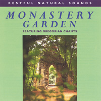 Relax with Nature Series: CD Monastery Garden