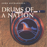 John Richardson: CD Drums of a Nation