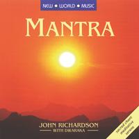 John Richardson - CD - Mantra