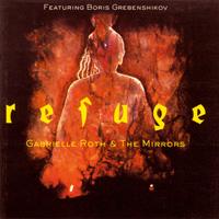 Gabrielle Roth & B. Grebenshikov - CD - Refuge