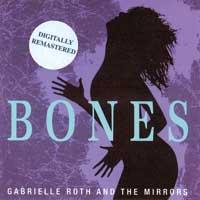 Gabrielle Roth - CD - Bones