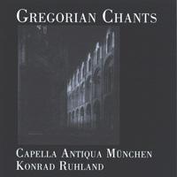 Konrad Ruhland: CD Gregorian Chants-Capella Antiqua Münch