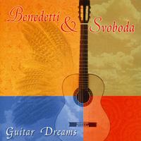 Benedetti & Svoboda - CD - Guitar Dreams