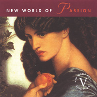 Sampler: New World: CD A New World of Passion