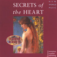Warren Bennett - CD - Secrets of the Heart