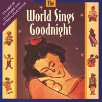 Sampler: Silver Wave - CD - World Sings Goodnight