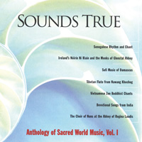 Sampler: Sounds True - CD - Sounds True Anthology Vol. 1
