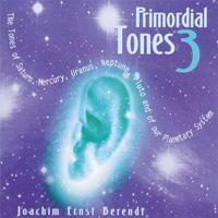 Joachim-Ernst Berendt - CD - Primordial Tones 3