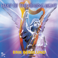 Erik Berglund - CD - Harp of the Healing Light