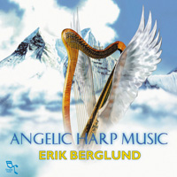 Erik Berglund  CD Angelic Harp Music
