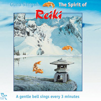 Guna Sangah: CD Spirit of Reiki