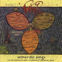 Sarband: CD Sephardic Songs
