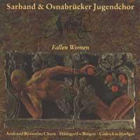 Sarband & OJC: CD Fallen Women