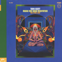 Tony Scott - CD - Music for Yoga and Other Joys