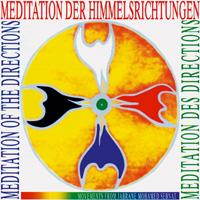 Jabrane Sebnat  Meditation der vier Himmelsrichtungen  CD Image