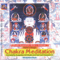 Sharamon & Baginski & Merlins Magic - CD - Chakra Meditation de luxe