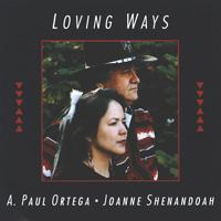 Shenandoah & Ortega - CD - Loving Ways