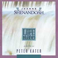 J. Shenandoah & P. Kater - CD - Life Blood