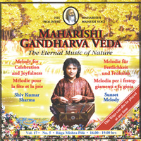 Shiv Kumar Sharma - CD - Evening Melody Vol. 17/6 Festlichk..u. Freude