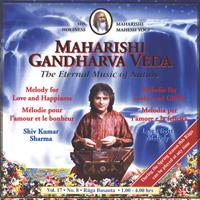 Shiv Kumar Sharma - CD - Late Night Melody Vol. 17/8 Liebe u. Glück