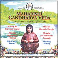 Shiv Kumar Sharma: CD Morning Melody Vol.17/2 für mehr Energie