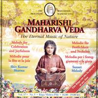 Shiv Kumar Sharma: CD Sunset Melody Vol.17/5 Festlichkeit u. Frohsinn