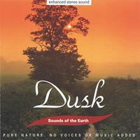 Sounds of the Earth - David Sun: CD Dusk