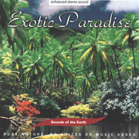 Sounds of the Earth - David Sun - CD - Exotic Paradise