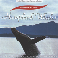 Sounds of the Earth - David Sun: CD Humpback Whales