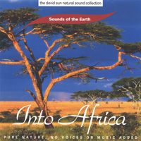 Sounds of the Earth - David Sun: CD Into Africa