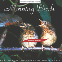 Sounds of the Earth - David Sun: CD Morning Birds