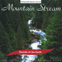Sounds of the Earth - David Sun: CD Mountain Stream
