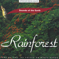 Sounds of the Earth - David Sun - CD - Rainforest
