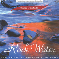 Sounds of the Earth - David Sun: CD Rock Water