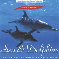 Sounds of the Earth - David Sun  CD Sea & Dolphins
