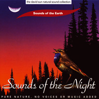 Sounds of the Earth - David Sun: CD Sounds of the Night