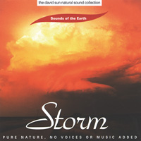 Sounds of the Earth - David Sun: CD Storm