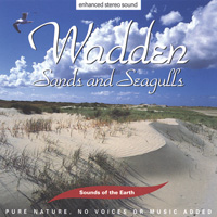 Sounds of the Earth - David Sun: CD Wadden - Sands and Seagulls