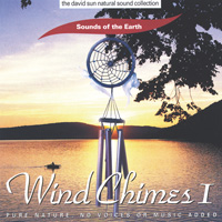 Sounds of the Earth - David Sun: CD Wind Chimes