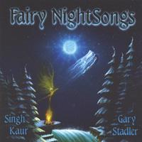 Gary Stadler & Singh Kaur - CD - Fairy Night Songs