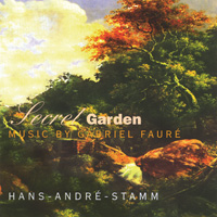 Hans-André Stamm: CD Secret Garden