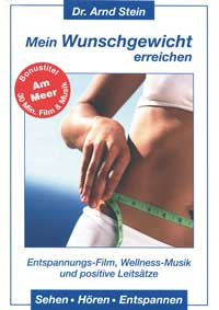 Arnd Stein - CD - Mein Wunschgewicht erreichen