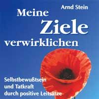 Arnd Stein - CD - Meine Ziele Verwirklichen